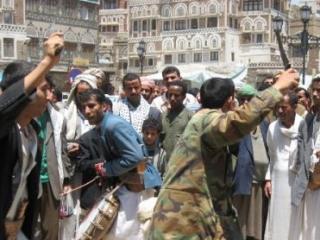 Власти Йемена обвиняются в жестокости к демонстрантам