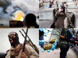 Ливия примет помощь только от Красного Полумесяца и Красного Креста