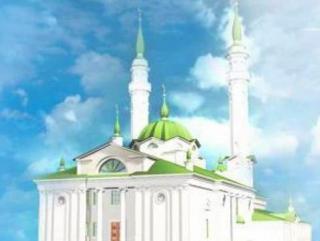 При уфимской мечети появится корт, каток и футбольное поле