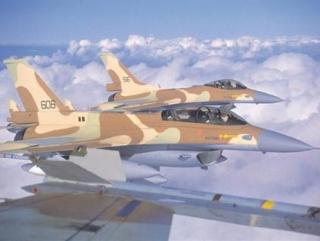 Израильтяне нарушили воздушное пространство Ливана