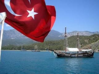 Вступает в силу безвизовый режим между Турцией и Россией