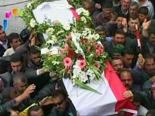 В Сирии полиция разогнала демонстрантов: 4 погибших, 50 раненных