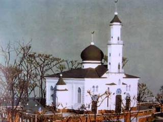 В Белоруссии достраивается уникальная мечеть