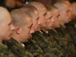 """Призывники из Дагестана """"закроют"""" недобор"""