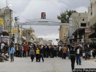 Спецслужбы Сирии открыли огонь по демонстрантам