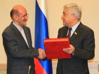 В Татарстане приветствуют нового генконсула Ирана