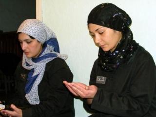 Ислам на зонах Зауралья