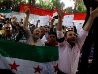 Турция настойчиво призывает Сирию прекратить огонь