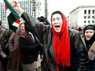 Страхи женщин Чечни