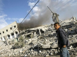 Более 1300 палестинских детей погибли за 10 лет