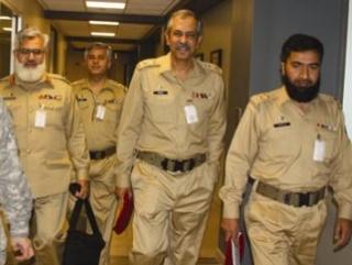 Пакистан хочет сократить присутствие США