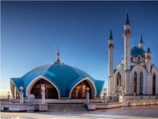 Выставка будет проходить в стенах мечети Кул-Шариф с мая по сентябрь 2011 года