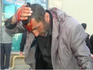 В Баку полиция разогнала защитников хиджаба