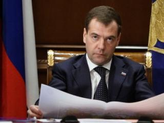 Президент России Дмитрий Медведев уволил 5 генералов и 1 полковника