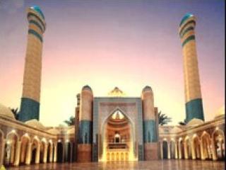 Катар всё-таки построит самую большую мечеть Средней Азии