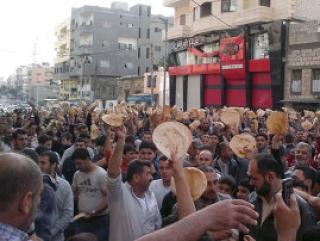 В Сирии отпущены на свободу около 300 демонстрантов