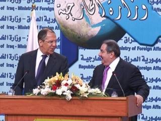Россия намерена наступать на Ирак