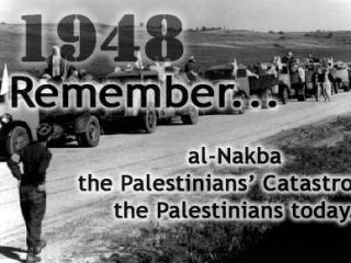 1948 год: Зачистка Палестины и миф о непобедимости Израиля