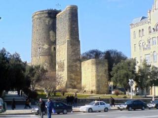 Девичья башня отправлена на реставрацию
