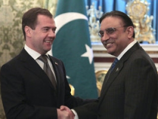 Россия и Пакистан будут бороться с терроризмом бок о бок
