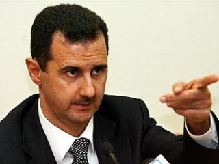 Глава Сирии запретил стрелять по демонстрантам