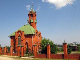 Кадры и мечети для Аллаха