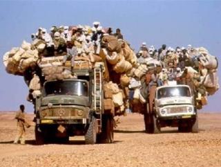 Гуманитарная помощь для ливийских граждан скоро отправится в путь