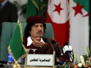 Ордер на арест Каддафи выдал международный уголовный суд
