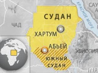 """Район Абьей находится на пограничной территории будущих двух суданских государств. Фото: РИА """"Новости"""""""