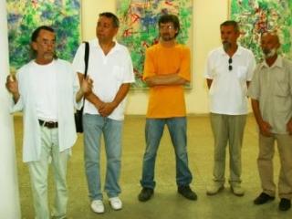 ЧингисХановцы картины напишут в присутствии зрителей