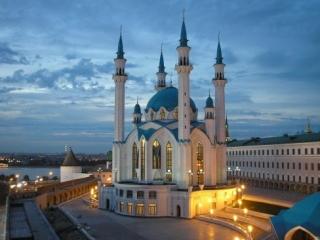 В Казани открывается выставка, посвященная мечети Кул Шариф