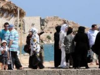 В Турции — беспрецедентный наплыв арабских туристов