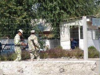 Узбекские пограничники стреляют на поражение