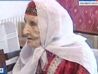 Долгожительнице России исполнится 121