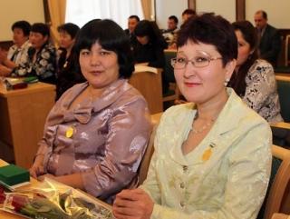 В Башкирии наградили многодетных мам