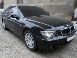 """Гастарбайтер из Пензы """"пободался"""" с BMW главы минфина"""