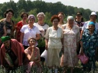 Первые туристки-пенсионерки нового социального проекта