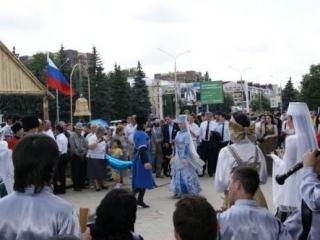 В Карачаево-Черкесии отметили два национальных праздника