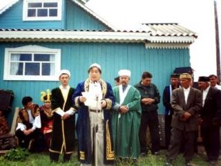 В таежной сибирской деревне Таулы построят вторую мечеть