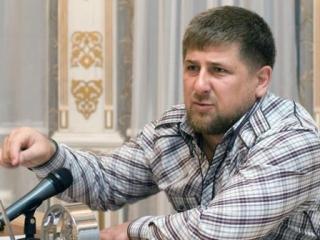 Кадыров запретил в Чечне лазерные указки