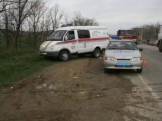 В Дагестане шесть человек погибло в автоаварии