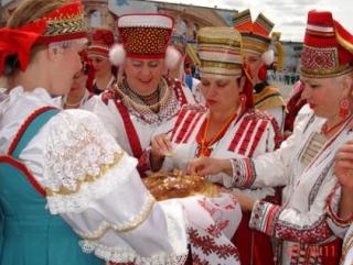 Фестиваль к 1000-летию единения с Россией прошел в Мордовии