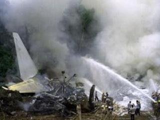 Азербайджанский самолет разбился в Афганистане