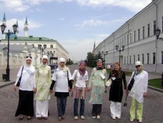 Казань в ожидании V Фестиваля мусульманской молодежи