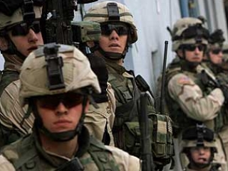 США не хотят уходить из Ирака
