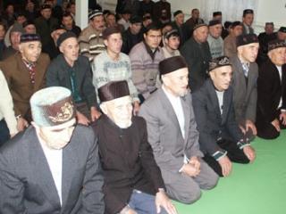 Мусульмане выражают благодарность главе г. Коркино