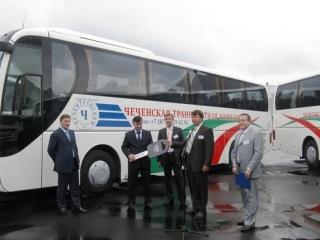 Чеченская молодежь посетила Южную Осетию