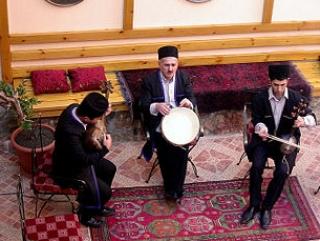В Кремле выступит семья ашугов из Дагестана