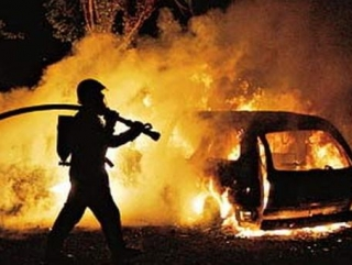 В Подмосковье появился поджигатель-националист