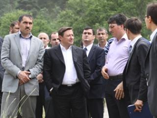 Хлопонин отправился в турпоездку по Ингушетии